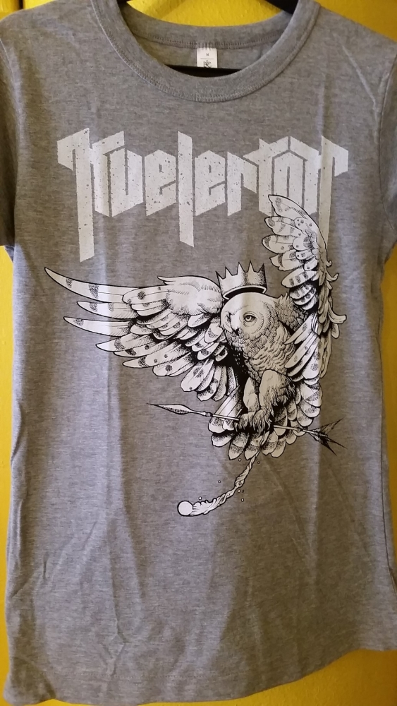 Musik Fanartikel & Merchandise Kvelertak Owl King T-shirt